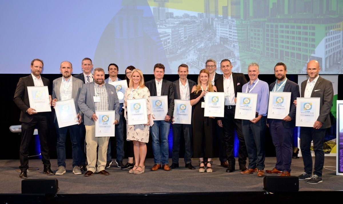 mdt Medientechnik Software Sieger Invidis Digital Signage Award 2018